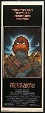 The Awakening (1980) - original movie poster - Charlton Heston Susannah York