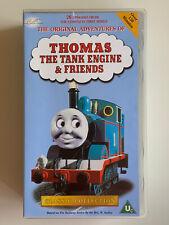 Thomas The Tank Engine & Friends - Original Adventures of - VHS Video