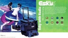 Factory Seconds - ESKY™ soft bag 40L with Wheels