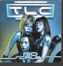 CD SINGLE 2 TITRES--TLC--NO SCRUBS--1999