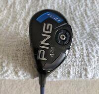 Ping G30 22* 4 Hybrid - Left Handed - Senior Flex