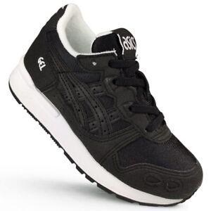 Asics Tiger Gel-Lyte Kinder Sneaker Sportschuhe Freizeit Gummibänder ohne Bindun