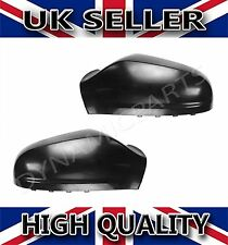 Vauxhall Astra H MK5 Wing Mirror Cover Cap Casing 04-09 Pair