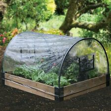 Haxnicks Raised Bed Weather Protection Poly Cover - 1.2 x 1m