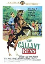 GALLANT BESS (1946 Marshall Thompson) -  Region Free DVD - Sealed