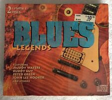 Blues Legends Muddy Waters, Buddy Guy And Others 2Cd Set 1997