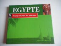 CD-ROM MAC-PC / EGYPTE VOYAGE AU PAYS DES PHARAONS