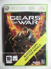 jeu GEARS OF WAR 1 Bundle Copy sur xbox 360 game en francais spiel juego gioco