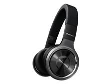 Auriculares - Pioneer SE-MX8-K, Hi-Res, Acabado en aluminio, Driver 40mm, Negro