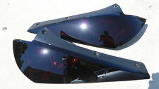 03-05 Smoked Tail lights for Nissan 350Z OEM Black Tinted non led custom painted