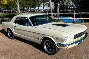Ford Mustang 289 V8 Stroked 300bhp SOLD