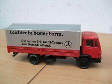 NZG 1:50  Modell   Mercedes LKW       mit Mercedes  Werbung