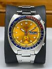 1975 SEIKO Pogue 6139 6002 Vintage Automatic Chronograph Nasa Space Watch