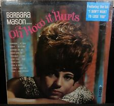 BARBARA MASON Sings Oh How It Hurts LP ARCTIC A-LPS-1004 STEREO 1968 Soul SEALED