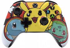 """""""Pokemon"""" Xbox One S Custom UN-MODDED Controller Unique Exclusive Design"""