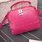 Fashion Women Shoulder Bag Leather Handbag Tote Mini Purse Travel Messenger Bags