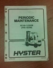 Hyster Periodic Maintenance H2.00- 3.20XM (897470)