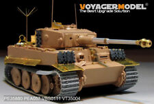 1/35 Voyager PE35880 WWII German Tiger I MID Production (For RMF RM-5010)