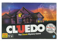 Cluedo Board Game Classic Mystery Games Parker Murder 2011 Missing Parts