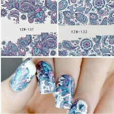 Tools Nail Accessories Decal Nail Art Sticker Water Transfer Sticker Stickers