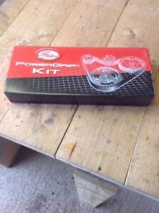 Gates PowerGrip Cambelt kit k015544xs fiat lancia