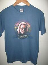 Jerry Garcia Grateful Dead Heads Deadheads Memorial Rock & Roll 2005 T Shirt Sm
