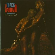 CD - Black Sabbath - The Eternal Idol - #A2530