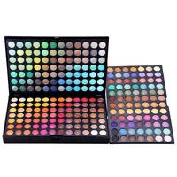 Matte Shimmer Set Cosmetic Powder 40/120/252 Colors Makeup Eyeshadow Palette