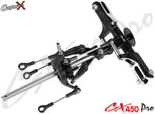 CopterX Spare Part CX450PRO-01-30 V4 Flybarless Rotor Head Set 450 PRO