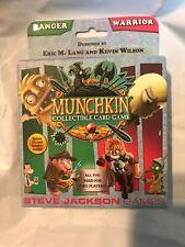 Munchkin Collectible Card Game Steve Jackson Games Ranger Warrior