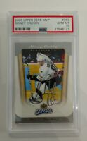 2005/06 Upper Deck MVP Sidney Crosby #393 RC Rookie PSA 10 Gem Mint