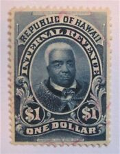 1897 Hawaii Revenue R11 lightly used Excellent Centering