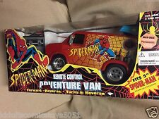 Spider-Man Remote Control Adventure Van 1996 New Signed by Stan Lee W/COA Rare