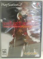 Devil May Cry 3 Factory Sealed Special Edition Sony Playstation 2 PS2 Capcom CIB