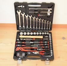 Würth Zebra Werkzeugset Werkzeugkoffer Steckschlüsselsatz Hammer Zangen