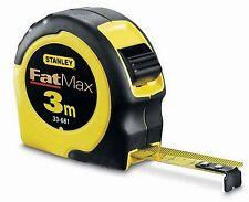 Rollbandmass STANLEY FatMAX 3 mtr.  1-33-681  VPE=2 Stück   EAN 3253561336812