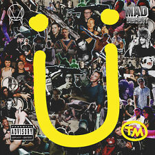 Skrillex & Diplo - Skrillex & Diplo Present Jack U [New CD] Explicit