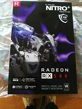 Nitro Sapphire Radeon RX 580 4GB GDDR5 tarjeta Gráfica