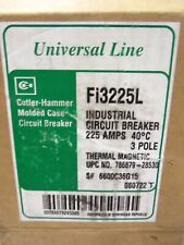 CUTLER HAMMER Fi3225L CIRCUIT BREAKER *NEW IN BOX*