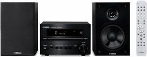 YAMAHA MCR-B370D Stereoanlage DAB+ CD Bluetooth schwarz B-WARE
