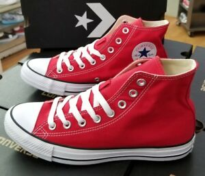 CONVERSE ALL STAR CHUCK TAYLOR HIGH RED  MEN'S M9621