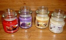 Brand New Starlyte  Soy 3 oz Small Jar Candles  Lot Of (4)