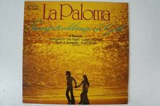 La Paloma Trompetenklänge in Gold Il Silenzio  Echo Blues Strangers in the(LP34)