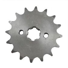 428 16 Tooth 17mm Front Gear Engine Sprocket For SSR Pit Dirt Bike Motorcycle