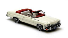 wonderful modelcar BUICK LE SABRE CONVERTIBLE 1974 - white - scale 1/43