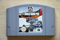 N64 - F1 World Grand Prix für Nintendo 64