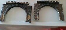 Galleria cornice ingresso scala H0 ho modellismo ferroviario