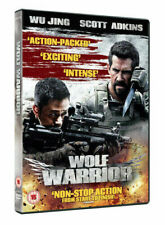 Wolf Warrior (DVD, 2015)