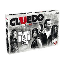 Cluedo The Walking Dead TV Show Edition Board Game by Winning Moves