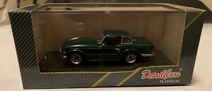 TRIUMPH TR6 1969 WITH HARD TOP BRG DETAIL CARS ART 354 1/43
